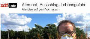 Pollenallergie-ZDFsendung